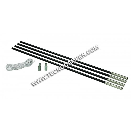 Pole kit 12,7 mm