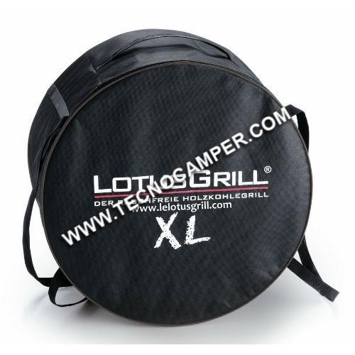 Lotus Grill XL Grigio