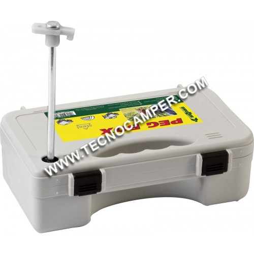 Peg Box Stick Plus 23
