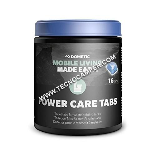PowerCare Tabs toilette