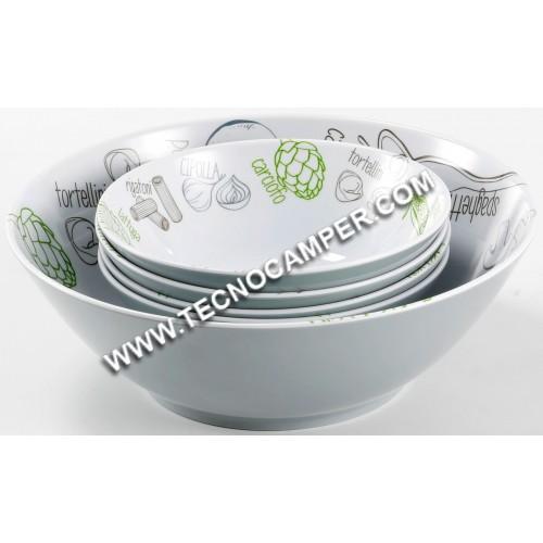 Pasta & Salad Set