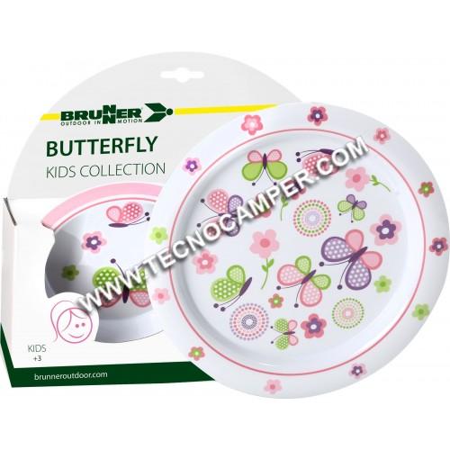 Butterfly Kid Girl 3+