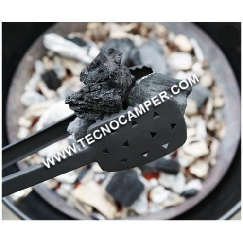 Pinza per carbonella
