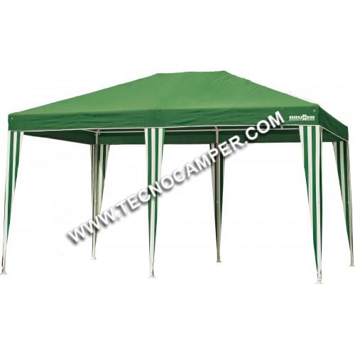 Gazebo Isola II 3x4 verde