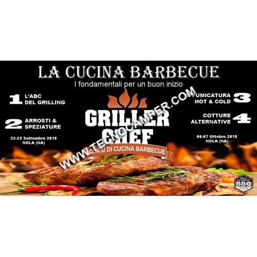 Corso di Cucina Barbecue