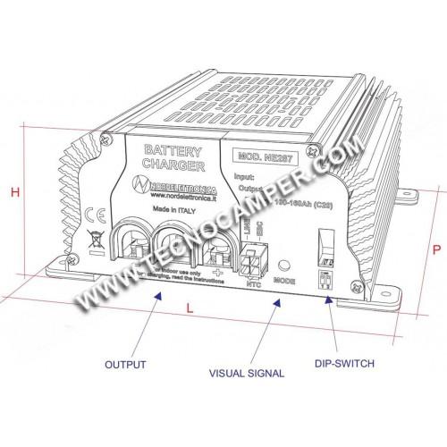 Caricabatteria NE287 17A