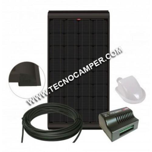 Kit Black Solar 160 watt