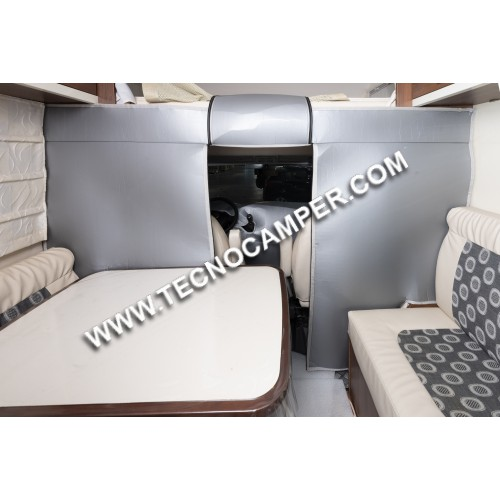 Divisorio cabina apribile 200x145