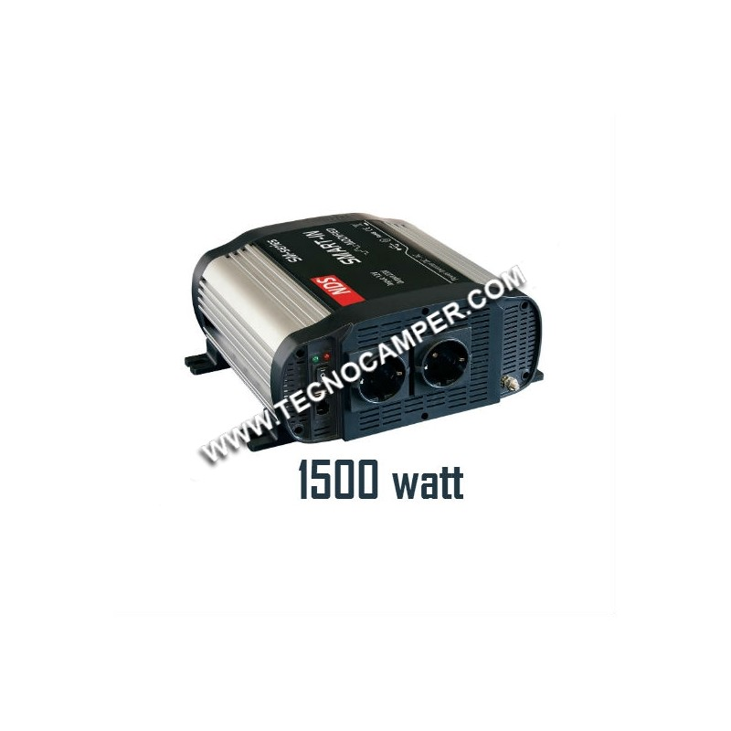 Smart In Inverter onda modificata 1500 watt