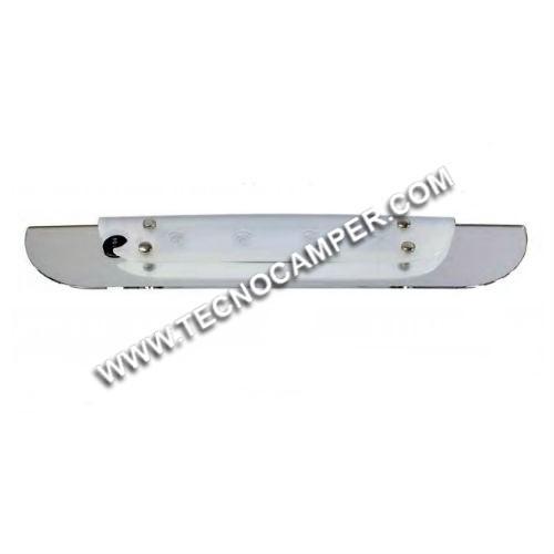 Plafoniera RSO a 24 Micropower LEDs bianco caldo