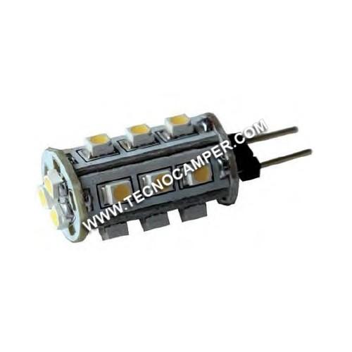 Modulo a 18 LEDs SMD cilindro bianco freddo