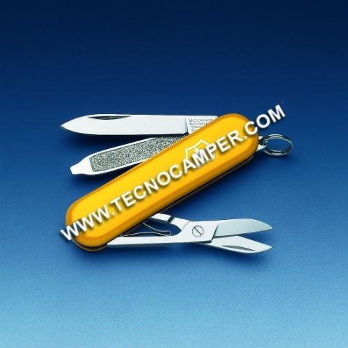 Victorinox CLASSIC giallo