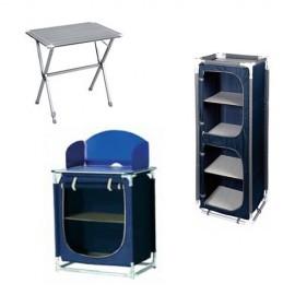 Mobili, tavoli e sedie